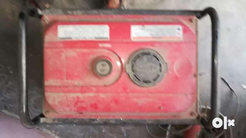 Honda gas generator 0