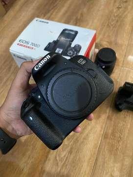 Canon 700D Banyak Bonus
