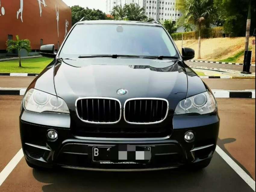 BMW X5 XDRIVE 30D 2013 pemakaian 2014  diesel irit jarang bekasnya 0