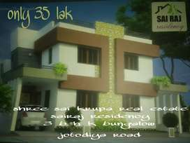 3 b h k bungalow for sale in anand