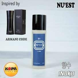 Kopa Parfume dijual parfum korea by Inoku 30ml