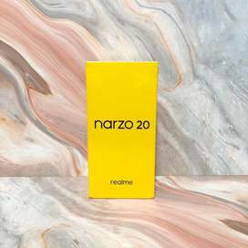 Megasale Realme Narzo 20 4/64GB