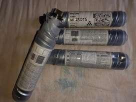 Ricoh photocopier new cartridge