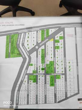 Best plots for sale for investment at Ranjangaon,off nagar road