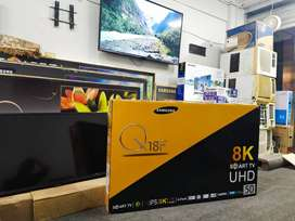 NEW ARRIVAL 55''INCH 4K UHD Q18 SERIES 8K UHD 9.0 ANDROID
