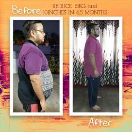 Loose weight in healthy way
