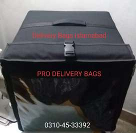 Fast food pizza Delivery Bag