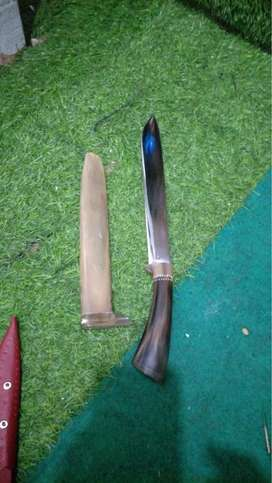Golok the legend Qrisdoren Sembelih Tanduk bule item