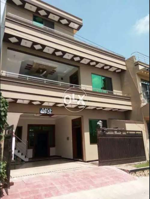 2 Bed D/D Portion for rent in Ghouri Ghauri town Islamabad 0