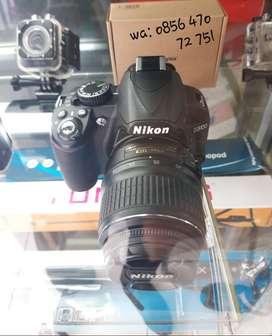 Kamera Nikon D3100 Siap Pakai 2nd Istimewa