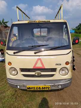 Tata Ace in good condition.