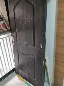 Main door of house