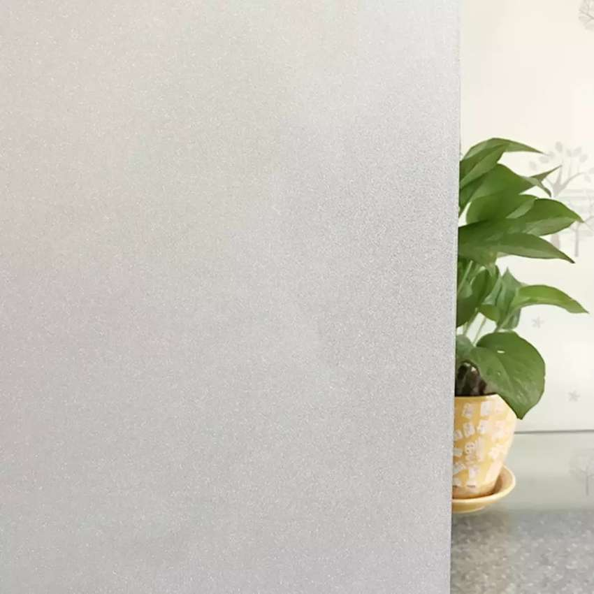 Frosted Paper for glass windows and glass doors 0