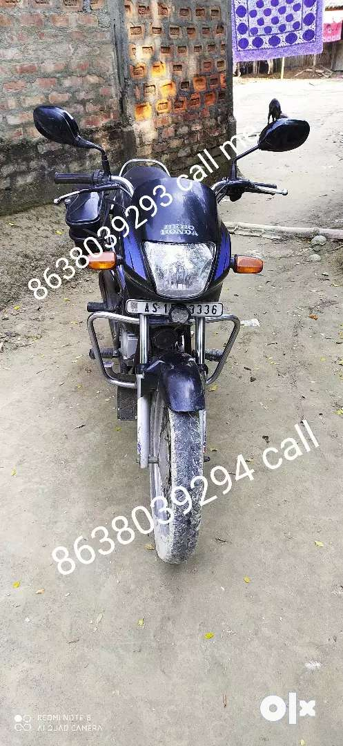 Good condition back tyer new 0