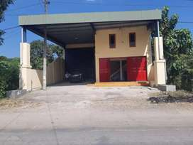 Jual Gudang + Ruko Jl Raya Jenangan Ponorogo