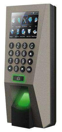 Mesin absensi fingerprint dan akses kontrol MBB R18 TERBARU