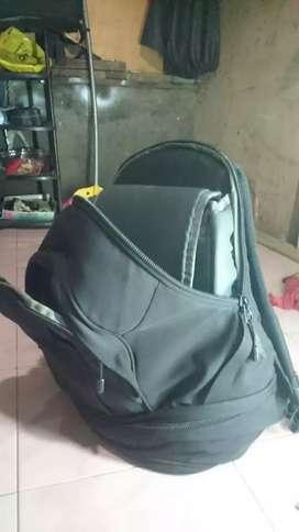 backpack tas camera