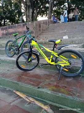 Hero 21 gear cycle