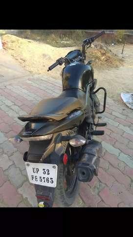 150 cc well condition Honda trigger bike