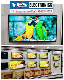 17 to 55 inches 4K UHD available Yes Electronics TV showroom