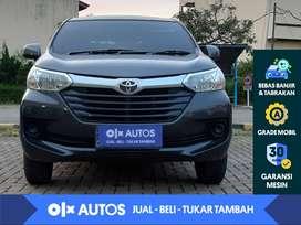 [OLX Autos] Toyota Avanza 1.3 E M/T 2016 Abu-abu