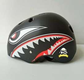 Open order helm sepeda dewasa motif murah