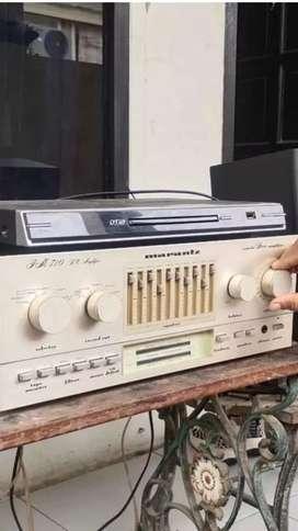 Amplifier MARANTZ PM-710 Stereo, ORIGINAL