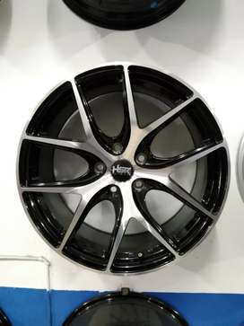 Jual velg racing HSR Ring 18 Untuk mobil Inova, Expander (bisa Credit)