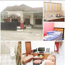Rumah nyaman dan strategis jakal KM 6.5 utara kampus UGM