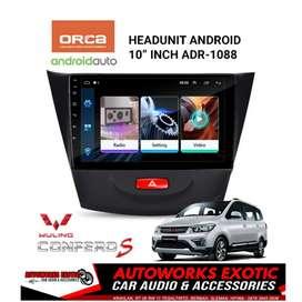 Autoworks exotic car//head unit android wuling 10 1nc confero