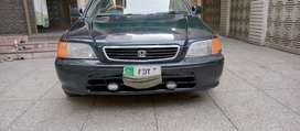 I am selling my Honda city 1998 in very good condition.