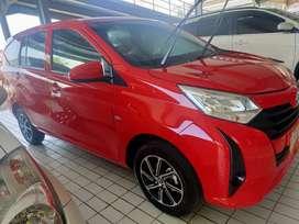 Toyota calya 1.2 G mt 2020 istimewa