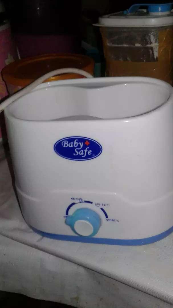 Baby safe pemanas botol 0
