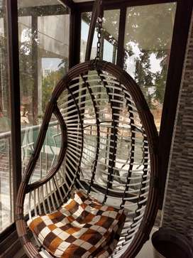 A Perfect Jhula for your Balcony