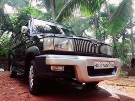 Toyota Qualis FS B2, 2004, Diesel