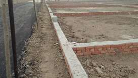 Plot for sale at Sitapur road, IIM Lucknow