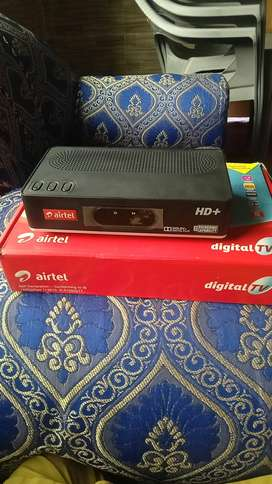 Airtel hd + Dolby supported