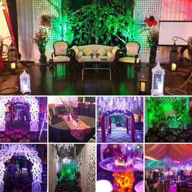 M.R Tent House & Decorations