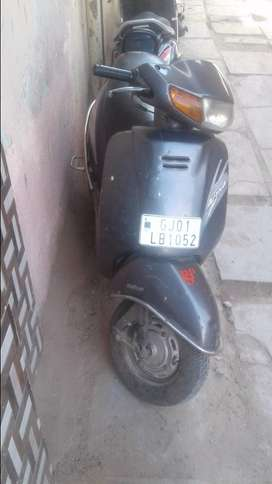 good condition activa one new tyre 2009 model