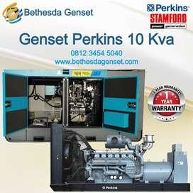 Harga Genset Perkins 10 KVa Silent Type