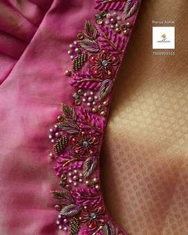 Hand embroidery Karigar