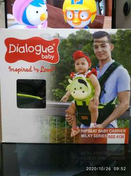 Dialogue Baby Hipseat Baby Carrier Gendongan Bayi