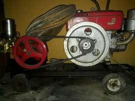 Mesin Diesel n Sanchi (Dompeng/Compressor) 1 Set Lengkap (Masih gress)