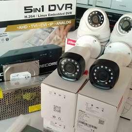 Cctv Dahua 2 MP Full HD Paket 4 Kamera