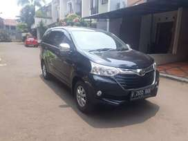 Grand new avanza 1.3 G AT th 2016 KM normal TDP ringan