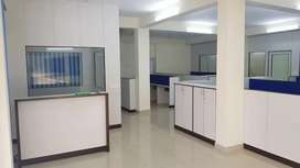 Office/bank space newly built for rent...