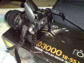 Like New Nikon D3000