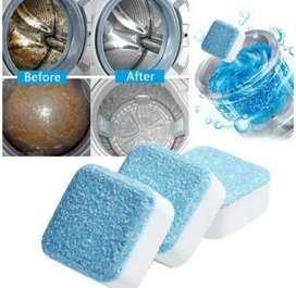 Tablet Pembersih Mesin Cuci