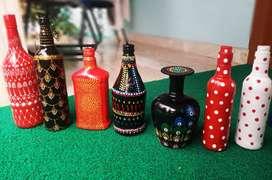 Bottle arts