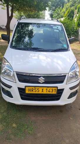 Maruti Suzuki Wagon R 2016 company fitid cng